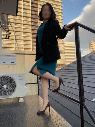 上田さん  (脚フェチ必見☆超美脚)