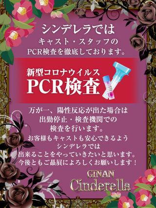 PCR検査キット利用店 (安心安全のシンデレラ)