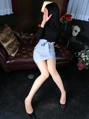 莉夢  (スラリと高身長!モデル級)